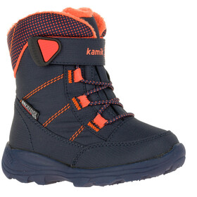 Kamik Stance Shoes Toddlers Navy/Flame
